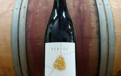 100% Mourvèdre, Pépite is a real treasure